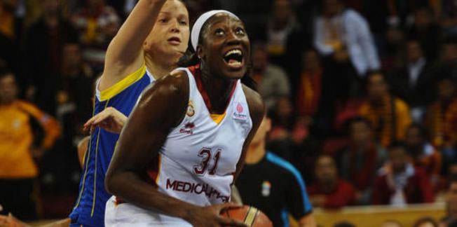 MVP Tina Charles