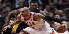 Luol Deng, Boozer ve Love