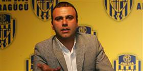 Ankaragücü'nde istifa