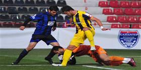 G.Antep, Buca'ya acımadı 2-1