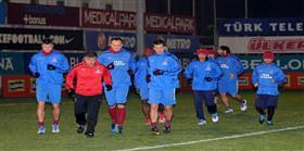 Trabzon'a durmak yasak