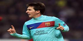 Messi'yi bırakmam