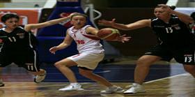 BOTAŞ Spor Belarus'ta güle oynaya