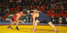 Türkiye Büyükler Güreş Şampiyonası başlıyor