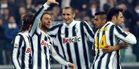 Juventus ikinci yarıda