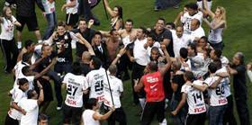 Corinthians mutlu sona ulaştı
