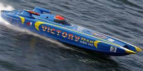 Offshore şampiyonları kupalarını alacak