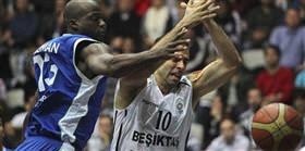 Armia: 75 - Beşiktaş Milangaz: 77