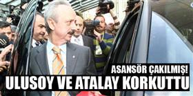 Ulusoy ve Atalay korkuttu
