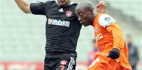 Webo Beşiktaş maçında oynamayacak