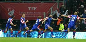 Hırvatistan futbolunda iki gözaltı