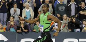 Yohan Blake 'y�l�n atleti' se�ildi