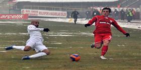 Bolu, Karşıyaka'yı yıktı 1-0