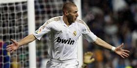 Yılın Fransız futbolcusu Karim Benzema