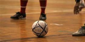 Futsal Milli Tak�m� Belarus kar��s�nda..