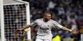 Karim Benzema'ya büyük onur