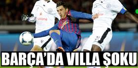 Barcelona'da büyük şok