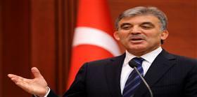 Abdullah Gül'den beklenen imza