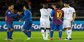 Finalin adı: Barça-Santos