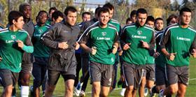 Denizlisporlu 5 futbolcu TFF'ye başvurdu