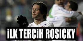Terim'in ilk tercihi Rosicky