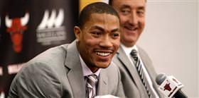 Derrick Rose beş yıl uzattı