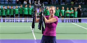 Yılın sporcusu Kvitova
