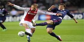 Ajax'�n Alex'ine Fener kancas�