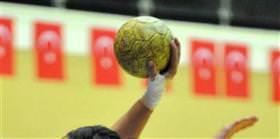 Mersin Yenişehir Hentbol Eğitim: 29 - İzmir Büyükşehir Belediyesi: 34