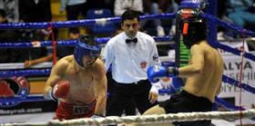 Uluslararas� Akdeniz Kick Boks �ampiyonas� ba�lad�