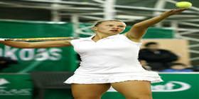 PTT Ankara Cup Tenis Turnuvası sona erdi