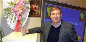 Siirt'in yeni başkanı Tanju Çolak