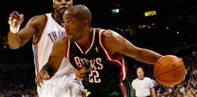 Phoenix Suns Michael Redd'le anlaştı
