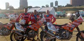 33. Dakar Rallisi start aldı