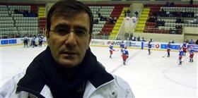 İzmir'e buz hokeyi okulu