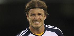 Beckham işi yattı