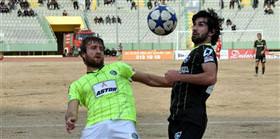 �.Urfaspor Bursaspor'u g�z�ne kestirdi