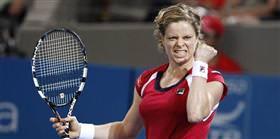 Kim Clijsters yarı finalde