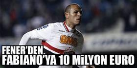 Fener'den Fabiona'ya 10 milyon euro