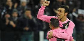 Juventus'ta Quagliarella �oku