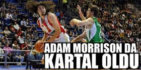 Adam Morrison Beşiktaş'ta!