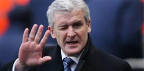 QPR'�n yeni hocas� Hughes