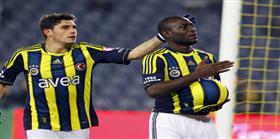 Bienvenu patladı, Fenerbahçe turladı!