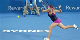Sydney'de şampiyon Azarenka