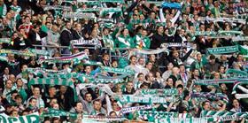 Rapid Wien'in 29 taraftar�na hapis cezas�