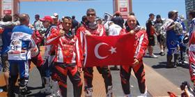 Dakar Türk Takımı yarın İstanbul'a dönüyor