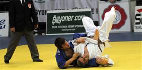 Büyükler Judo Şampiyonası sona erdi