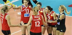 Telekom Volley Bergamo'yu ağırlayacak
