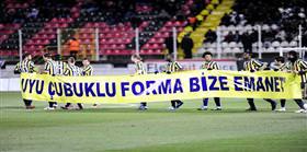 AEK'ya 'teşekkür'