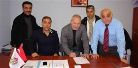 Eyüpspor'da yeni hoca Hasan Çelik